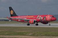 9M-AFC @ WMKK - Air Asia A320 - by Andy Graf-VAP