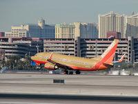 N767SW @ KLAS - Southwest Airlines / Boeing 737-7H4