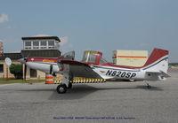 N820SP @ FME - Micco M-145 at Tipton Airport - by J.G. Handelman