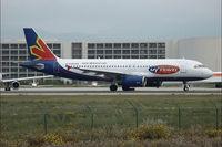 C-GTDM @ LEPA - MyTravel A320 - by Andy Graf-VAP