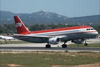 D-ALTF @ LEPA - LTU A320 - by Andy Graf-VAP