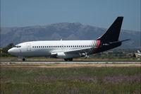 G-CEAJ @ LEPA - European Air Charter 737-200 - by Andy Graf-VAP
