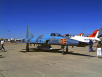 730879 @ NFW - NAVY F5-E formerly USAF 73-0879 - by Zane Adams