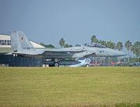 12-8077 @ RJFN - F-15-DJ/Nyutabaru AB - by Ian Woodcock