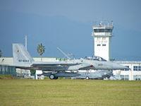 92-8069 @ RJFN - F-15-DJ/Nyutabaru AB - by Ian Woodcock