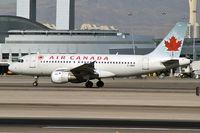 C-GBIP @ KLAS - Air Canada / 1998 Airbus A319-114