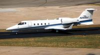 N299SC @ HOU - These marks were also worn by Learjet 60 cn 025 seen here at Houston Hobby in 1994 - this aircraft is currently registered N919RS