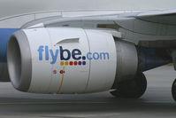 G-FBEG @ SZG - Fly BE - British European Embraer 190 - by Thomas Ramgraber-VAP