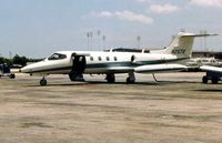 N25TK @ FXE - These marks were previously worn by a Learjet 25 cn 100  - which became N829AA