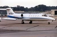 N178CP @ PDK - Learjet 35 at Peachtree in 1997