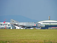 37-8313 @ RJFN - McDonnell-Douglas F-4EJ/Nyutabaru AB - by Ian Woodcock