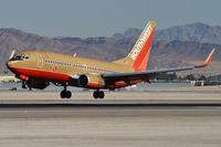 N767SW @ KLAS - Southwest Airlines / 2000 Boeing 737-7H4