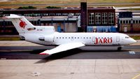 ER-YCB @ EDDF - Jaro Yak42 at Frankfurt in 2000