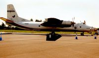 1107 @ EGVA - Czech Air Force AN-30 at Fairford in 1997