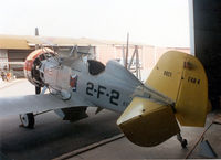 N9022 @ GPM - Doc Morel's Boeing F4B4 after restoration at Grand Prairie 1988