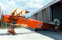 N1928S @ GPM - Doc Morel's Fokker D-VII replica - this aircraft now hangs in the National Museum of Naval Aviation - Pensacola, FL