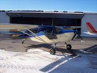 N796CB @ BMC - Saw this kitfox at the Brigham City airport - by Daryl Hansen