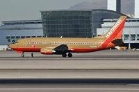 N335SW @ KLAS - Southwest Airlines / 1988 Boeing 737-3H4