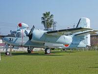 4131 - Grumman S2-F1/JMSDF Museum,Kanoya - by Ian Woodcock