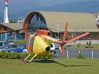 8763 - Kawasaki OH-6J/JMSDF Museum,Kanoya - by Ian Woodcock