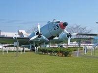 9023 - Douglas R4D-6Q/JMSDF Museum,Kanoya - by Ian Woodcock