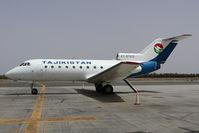EY-87922 @ SHJ - Tajikistan Yakovlev 40