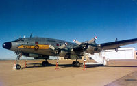 N494TW @ FTW - Mats Connie at Meacham Field - This Aircraft is now grounded at a Museum in Korea