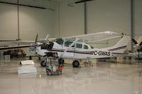 C-GWAS @ CYBW - Cessna U206 - by Mark Pasqualino