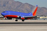 N693SW @ KLAS - Southwest Airlines / 1985 Boeing 737-317 - by Brad Campbell