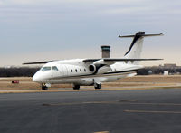 N328AC @ GKY - Dornier 328 taxi out for takeoff