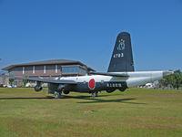 4783 - Kawasaki P-2J/JMSDF Museum,Kanoya - by Ian Woodcock