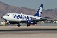 XA-TTP @ KLAS - Aviacsa / 1983 Boeing 737-201(Adv)