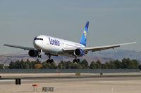 D-ABUB @ KLAS - Condor - Thomas Cook / 2004 Boeing 767-330 (ER)