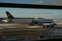D-AIKG @ DTW - Lufthansa