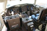 N125DL @ ATL - Delta cockpit