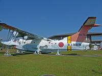 9076 - Shin Meiwa US-1/JMSDF Museum,Kanoya - by Ian Woodcock