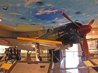 22383 - Mitsubishi A6M-5 Zero/JMSDF Museum,Kanoya - by Ian Woodcock