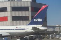 N611DL @ ATL - Delta