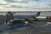 N14942 @ DTW - Continental Express