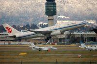 B-6080 @ YVR - Departure to Beijing - by metricbolt