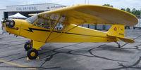 N23449 @ DAN - 1939 Piper J3C-65 in Danville Va. - by Richard T Davis