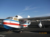 N11NW @ CHD - The Seabee on firm land at Chandler airport.  KCHD - by Trey FItzgerald