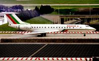 LZ-TUL @ LFPO - Balkan Air Tu 134 at Paris Orly in 1993