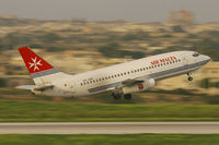 9H-ABE @ LMML - Air Malta 737-200 - by Andy Graf-VAP