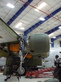 N3739G @ GLS - Lone Star Flight Museum - PB4Y-2  - a work in progress
