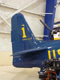 N68RW @ GLS - Lone Star Flight Museum