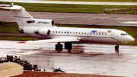 UR-42377 @ LSZH - Air Commerce Yak 42 at Zurich in 2001