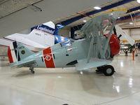 N20RW @ GLS - Lone Star Flight Museum