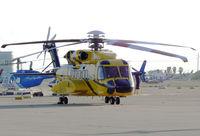 N892PH @ GLS - Offshore transport,  Galveston, TX - by Zane Adams