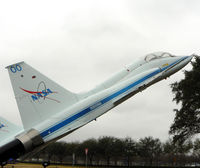 68-8133 - On Display at Johnson Space Center - Houston, TX - As a NASA T-38 - Possibly 68-8133 - by Zane Adams